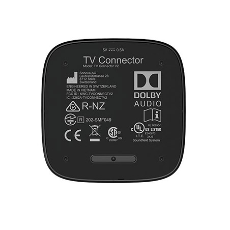 Phonak – TV Connector mit EU-Stecker