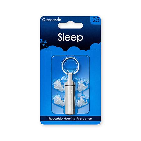 Crescendo Sleep 25 Gehörschutz zum Schlafen 108-3074